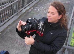 Ana la fotógrafa