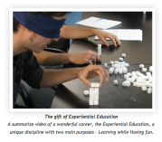 The gift of Experiential Education