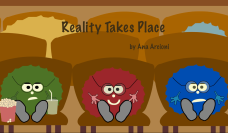 Reality Takes Place, Poster IMDb